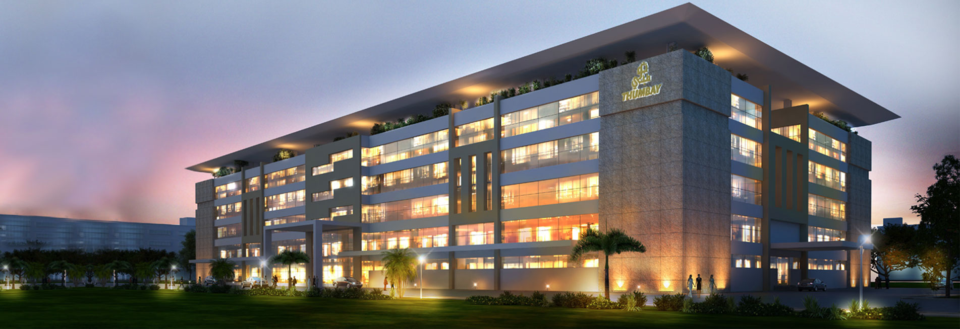 Thumbay University Hospital, UAE