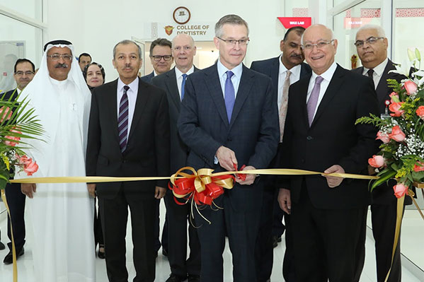 Inauguration of The New Pre-Clinical Labs - Gulf Medical