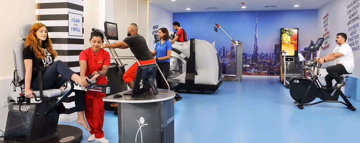Master of Physical Therapy (MPT) - Gulf Medical University