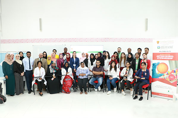 """College of Pharmacy Organizes """"Antimicrobial Stewardship Workshop in"""