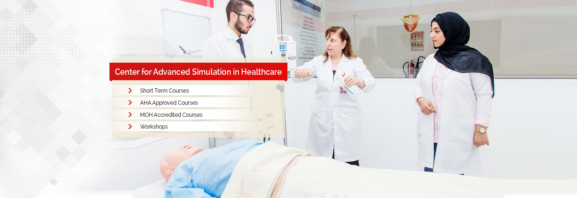 Center for Advanced Simulation in Healthcare
