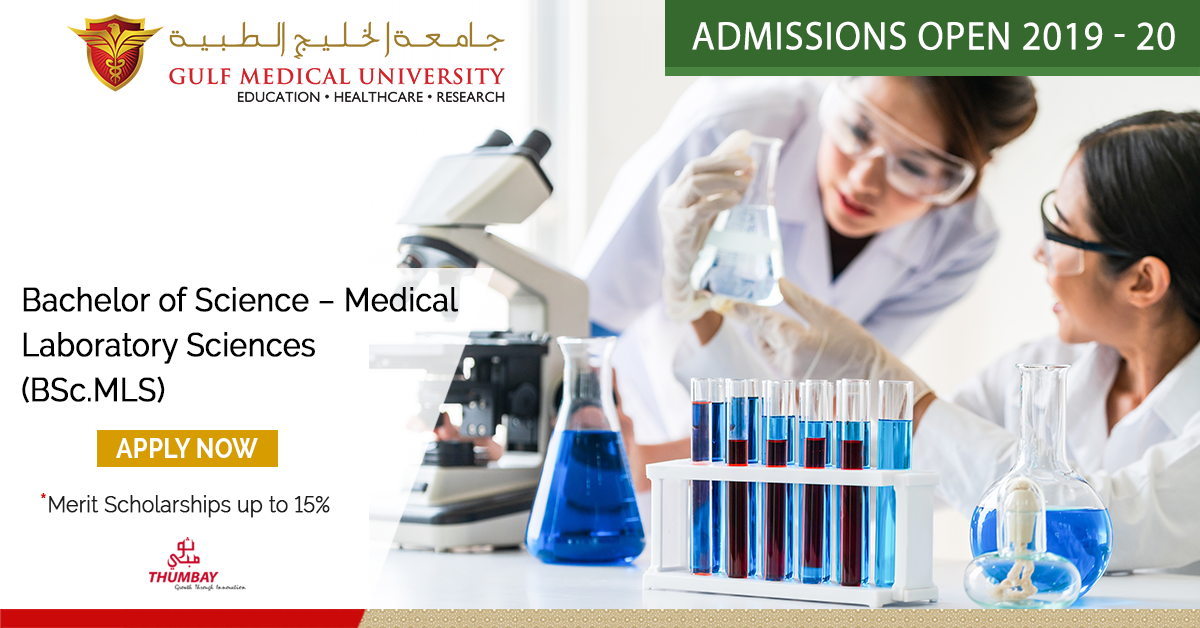 Bachelor of Science - Medical Laboratory Sciences - Gulf