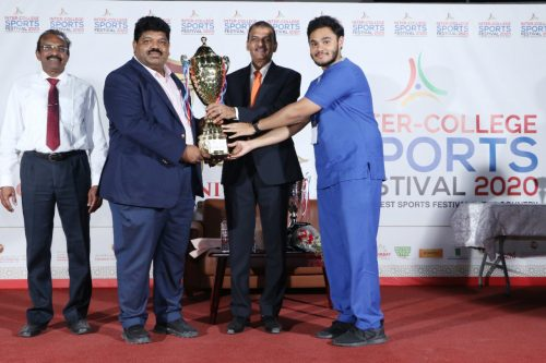 More than 1000 Students from 30 UAE Universities and Colleges Compete in the Biggest Inter-University Sports Event of the Country at Gulf Medical University